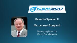 ICSM Keynote