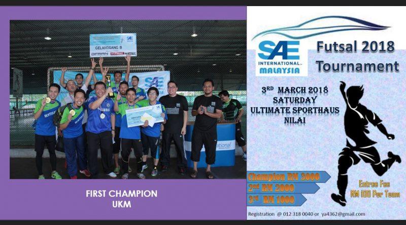 SAE Futsal 2018